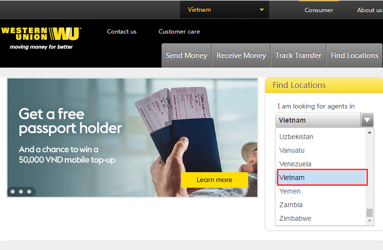 How to use western union payment quickly and easily?