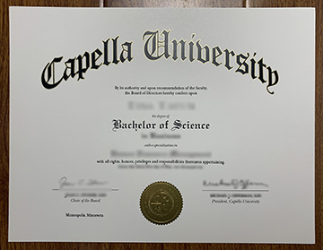How Will People Finish Their Capella University diploma
