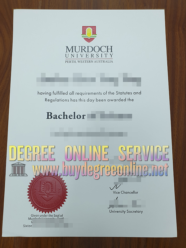 Where to get a fast degree of Murdoch university?