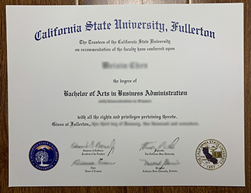 Available Way to Get CSU Fullerton Diploma online