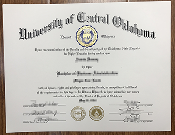 How Can I Obtain A fast degree of University of Central Oklahoma?