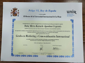 Where Can I Get A UNIR Diploma Certificate In Spain?