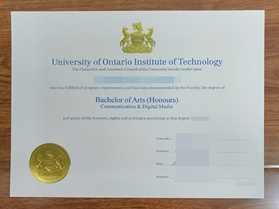 Obtain University Of Ontario Institute Of Technology Degrees, UOIT Diploma