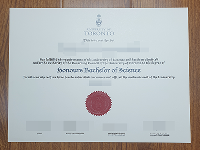University of Toronto Degree, Get A UT Diploma online