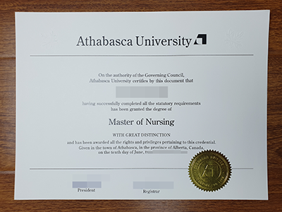 Where to Get a fake Athabasca University Diploma online?