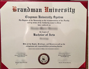Quick And Easy Fix For Your Buy Brandman University Degree.