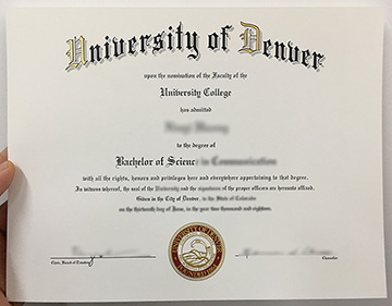 How To Turn Your University of Denver Fake Degree From Zero To Hero?
