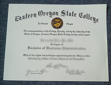 3 Easy Ways To Make Buy Eastern Oregon State College Degree Faster