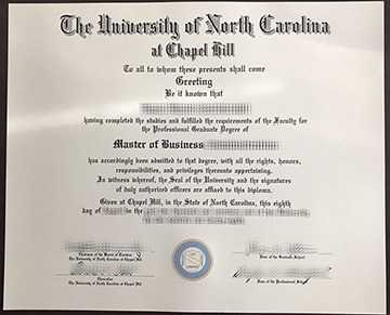 How To Online Order You the University of North Carolina at Chapel Hill Degree Certificate?