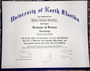 How To Buy University of North Florida Fake Diploma On A Tight Budget?