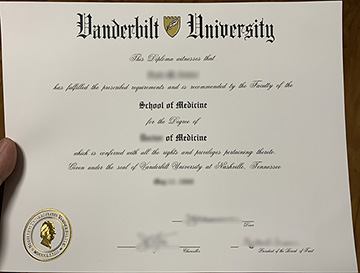 Who Will Enjoy A Fake Degree From Vanderbilt University?