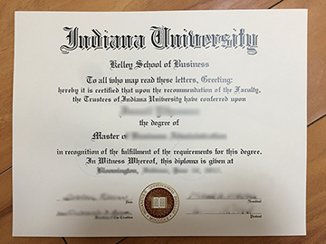 Where Can I Buy A Really Valid Indiana University Fake Diploma?