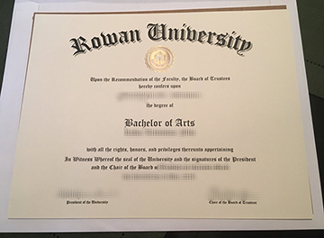Buy A Rowan University Degree With This Best Companies