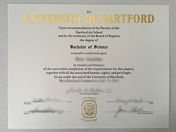 Which Diploma Company Should I Buy The University Of Hartford Degree From?