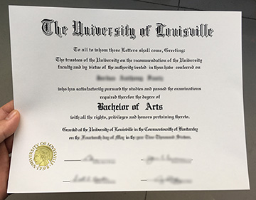 The University of Louisville Degree With The Best Way Online Obtain