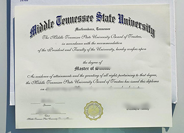 3 Easy Ways To Make A Degree At Middle Tennessee State University (MTSU) Faster