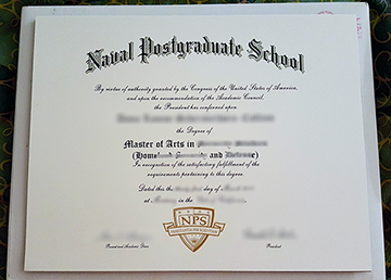 How To Better Buy Naval Postgraduate School (NPS) diploma?