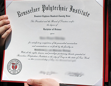 Your Most Wanted Rensselaer Polytechnic Institute (RPI) Degree Certificate