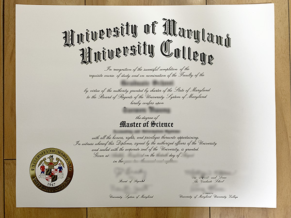 How To Do Business With A University of Maryland (UMD) Degree Certificate?