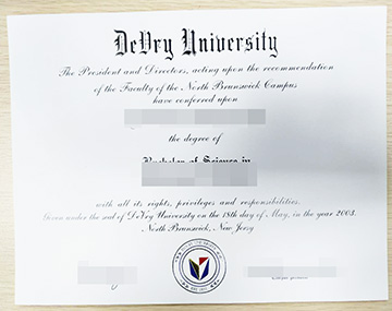Greatest Website To Order Fake DeVry University Diploma