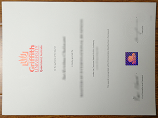 Griffith University degree for sale, buy a fake Griffith university diploma