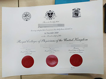 Royal College of Physicians degree certificate, buy Fake MRCP diploma