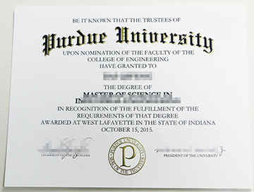 How to get a fake useful Purdue University degree certificate?