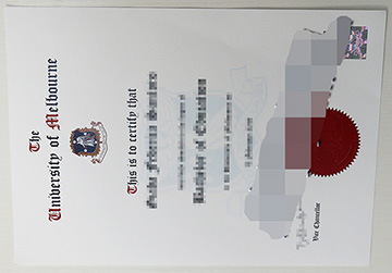Obtain the best quality fake University of Melbourne diploma/degree