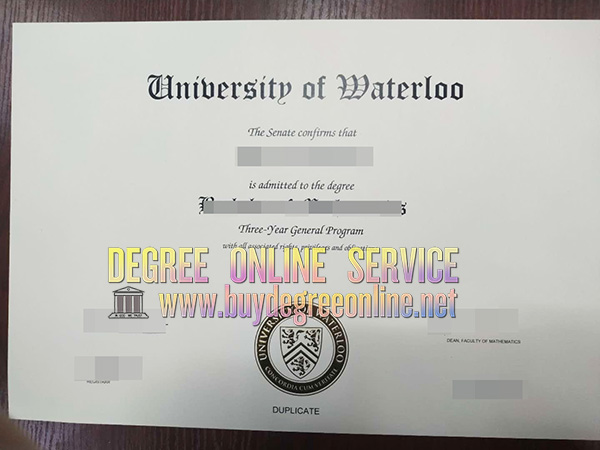 university of waterloo degree