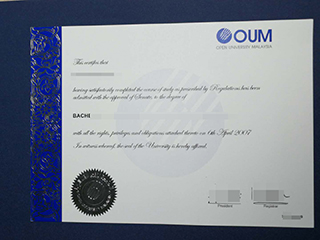 Buying Open University Malaysia diploma, fake OUM degree