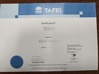 How to quickly buy a fake TAFE NSW certificate in Australia