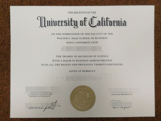 Buying a fake University of California diploma online
