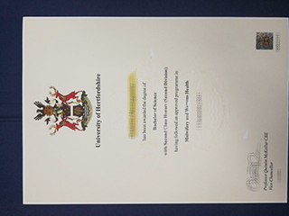 Which site to get a fake University of Hertfordshire diploma