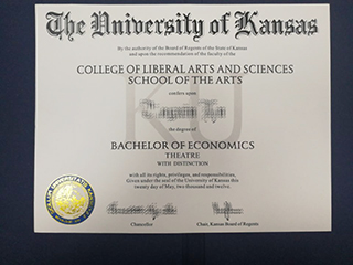 Is it feasible to buy a fake University of Kansas degree online?