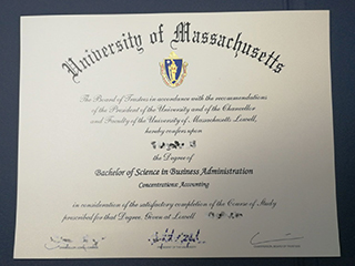 The easy way to get a University of Massachusetts degree online