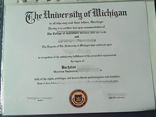 The easy way to buy a fake University of Michigan diploma online