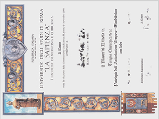 How to buy a fake Sapienza University of Rome diploma online