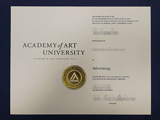 How to buy a fake Academy of Art University degree online