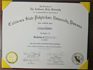 Where to buy a fake California State Polytechnic University Pomona degree
