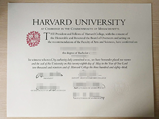 Where to buy a Harvard University Bachelor degree in the US