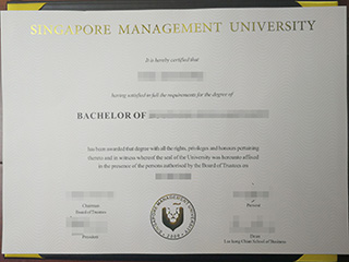 The reliable site to get a fake Singapore Management University degree