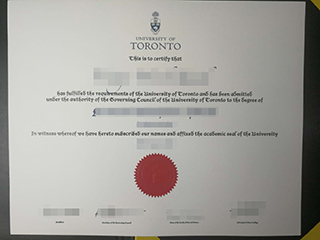 How to purchase a fake University of Toronto degree in Canada