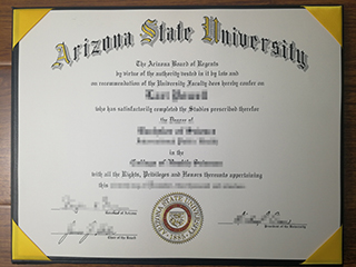How can I get a fake Arizona State University degree online