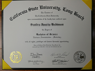 I can buy a fake CSULB degree to find a better job