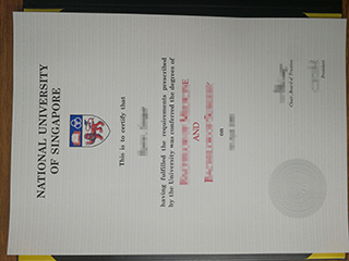 Fake National University of Singapore degree, buy a fake NUS certificate