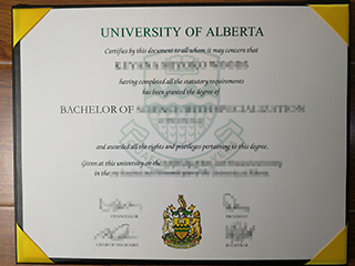 How much a copy of University of Alberta degree for sale