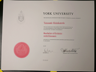 The reliable way to buy a fake York University Bachelor degree
