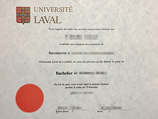 How cost to get a fake Laval University degree from Canada