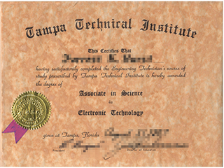 How to buy a fake Tampa Technical Institute degree online