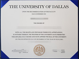 I need fake University of Dallas degree to apply for a new job